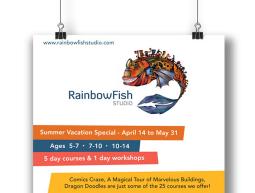 Rainbow Fish Studio