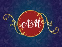 Wedding Monogram, Invite and Stationery